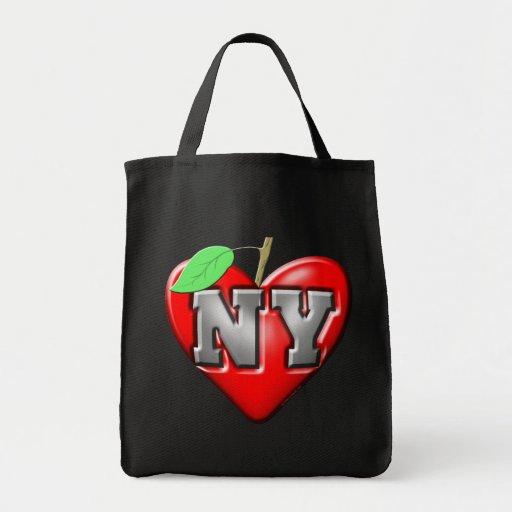 I Love NY Bags