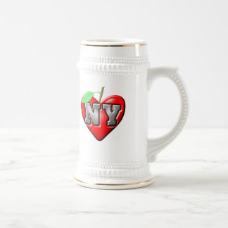 I Love NY Beer Stein