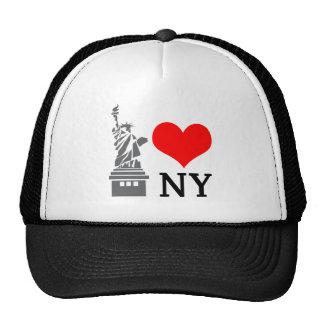 I Love NY Hat
