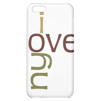 I Love NY iPhone Case Case For iPhone 5C