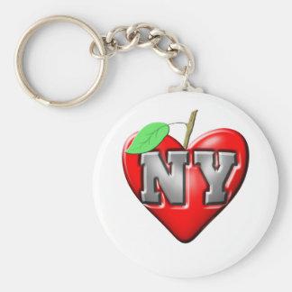 I Love NY Key Chain