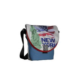 I LOVE NY MESSENGER BAG