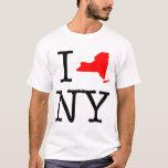 I Love NY New York T-Shirt