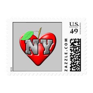 I Love NY Postage