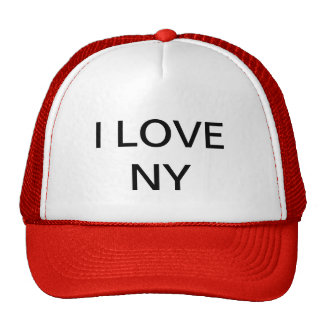 """""""I LOVE NY"""" Trucker Hat"""