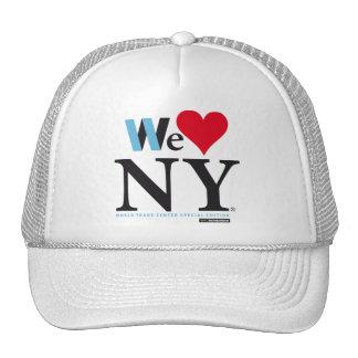 I LOVE NY, WE LOVE NY, DO YOU? HAT