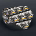 """I Love NYC - New York Taxi Neck Tie<br><div class=""""desc"""">I Love NYC - New York Taxi</div>"""
