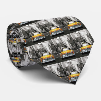 I Love NYC - New York Taxi Neck Tie