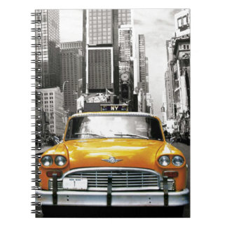 I Love NYC - New York Taxi Note Book