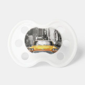 I Love NYC - New York Taxi Pacifier
