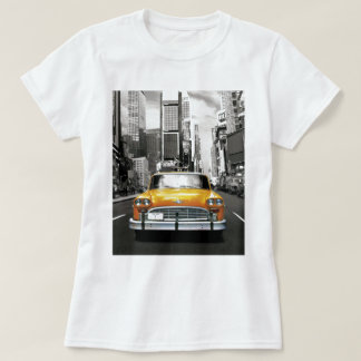 I Love NYC - New York Taxi Shirt