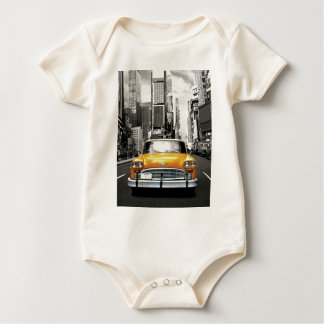 I Love NYC - New York Taxi Rompers