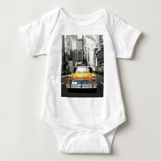 I Love NYC - New York Taxi Infant Creeper