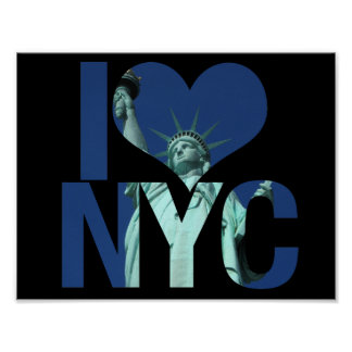 I love NYC Poster