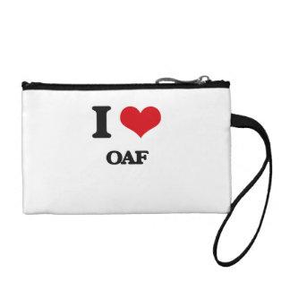 I Love Oaf Coin Wallet
