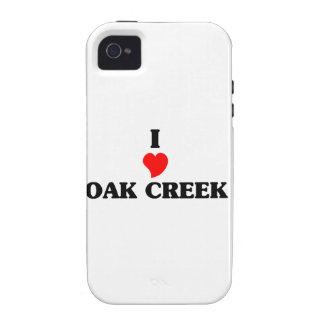 I love Oak Creek Vibe iPhone 4 Cases