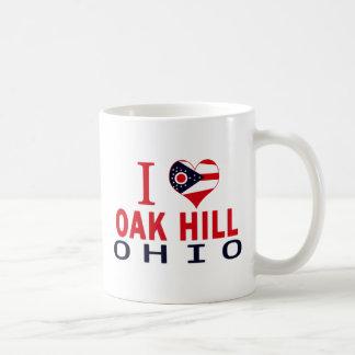 I love Oak Hill Ohio Coffee Mugs