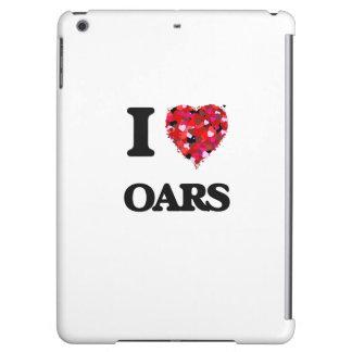 I Love Oars iPad Air Cover