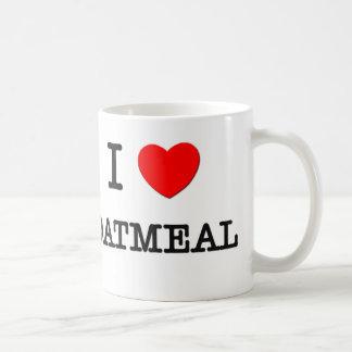 I Love OATMEAL ( food ) Coffee Mug