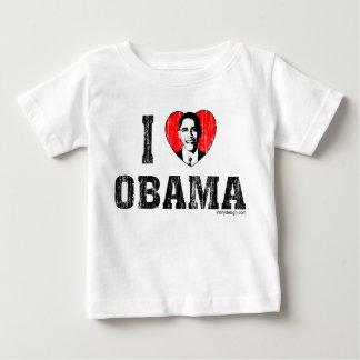 I Love Obama Infant T-shirt