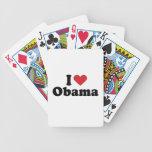 I LOVE OBAMA - -.png Poker Deck