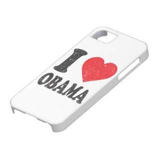 I Love Obama Retro iPhone Case iPhone 5 Covers