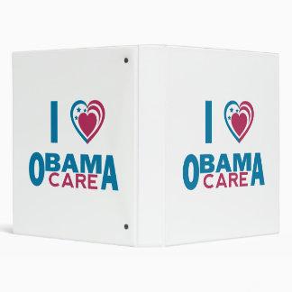 I Love ObamaCare Binder