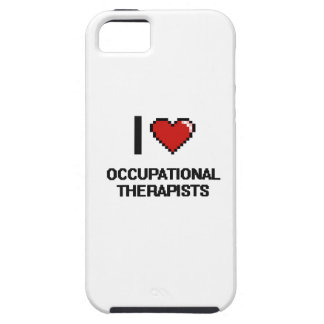 I love Occupational Therapists iPhone 5 Cases