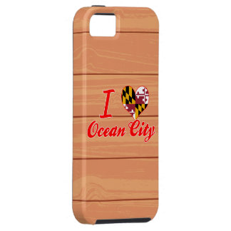 I Love Ocean City, Maryland iPhone 5 Cover