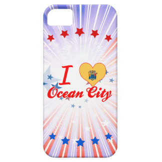 I Love Ocean City, New Jersey iPhone 5 Covers