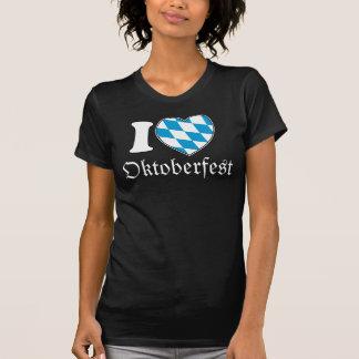 I Love Octoberfest - shirt for Girls