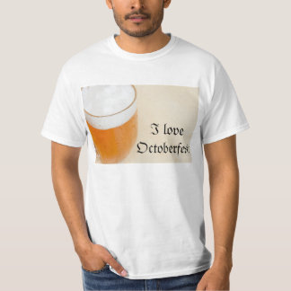 I love Octoberfest T-Shirt