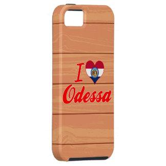 I Love Odessa, Missouri iPhone 5 Cover