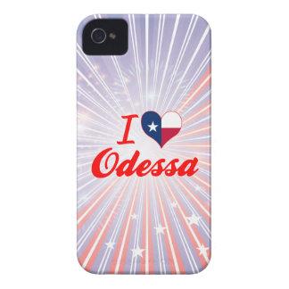 I Love Odessa, Texas iPhone 4 Covers