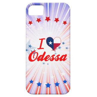 I Love Odessa, Texas iPhone 5 Case