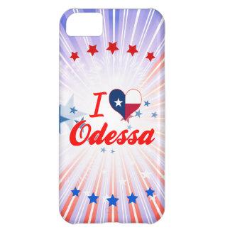 I Love Odessa, Texas iPhone 5C Cases