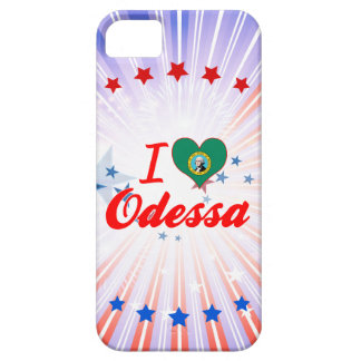 I Love Odessa, Washington iPhone 5 Case