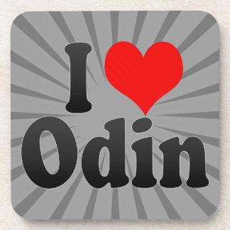 I love Odin Beverage Coasters