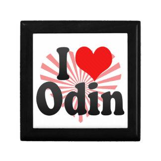 I love Odin Keepsake Box