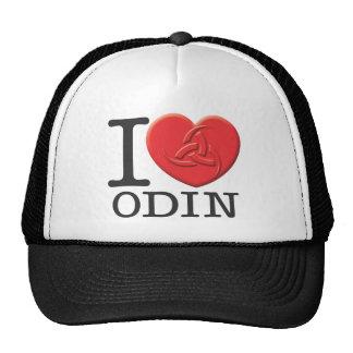 I Love Odin Cap