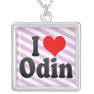 I love Odin Custom Necklace