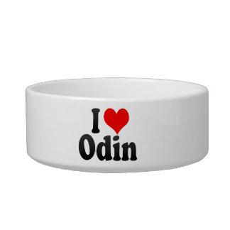 I love Odin Cat Food Bowl