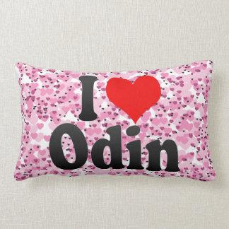 I love Odin Pillow
