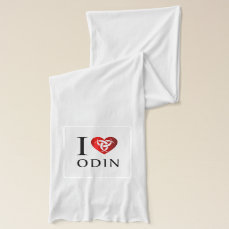 I love Odin Scarf