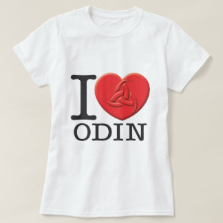 I Love Odin Shirt