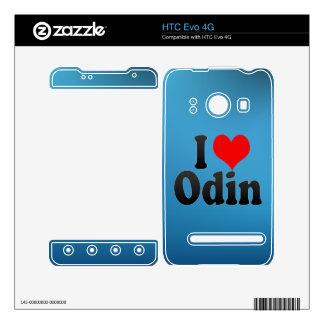 I love Odin Skin For The HTC Evo 4G