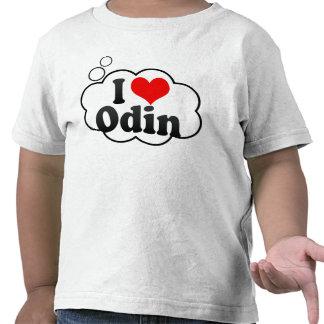 I love Odin Tee Shirt
