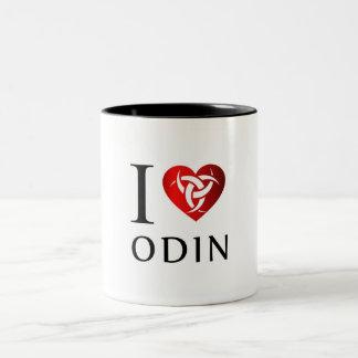 I love Odin Two-Tone Coffee Mug
