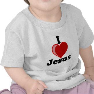 I Love of Jesus Gifts Tshirt