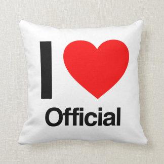 i love official pillow